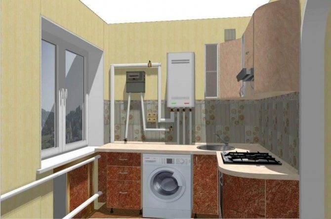 Кухня 6 кв м угловая или маленькая в хрущевке, дизайн и ремонт интерьера с холодильником, современные идеи с газовой колонкой, планировка малогабаритной со стиральной машиной