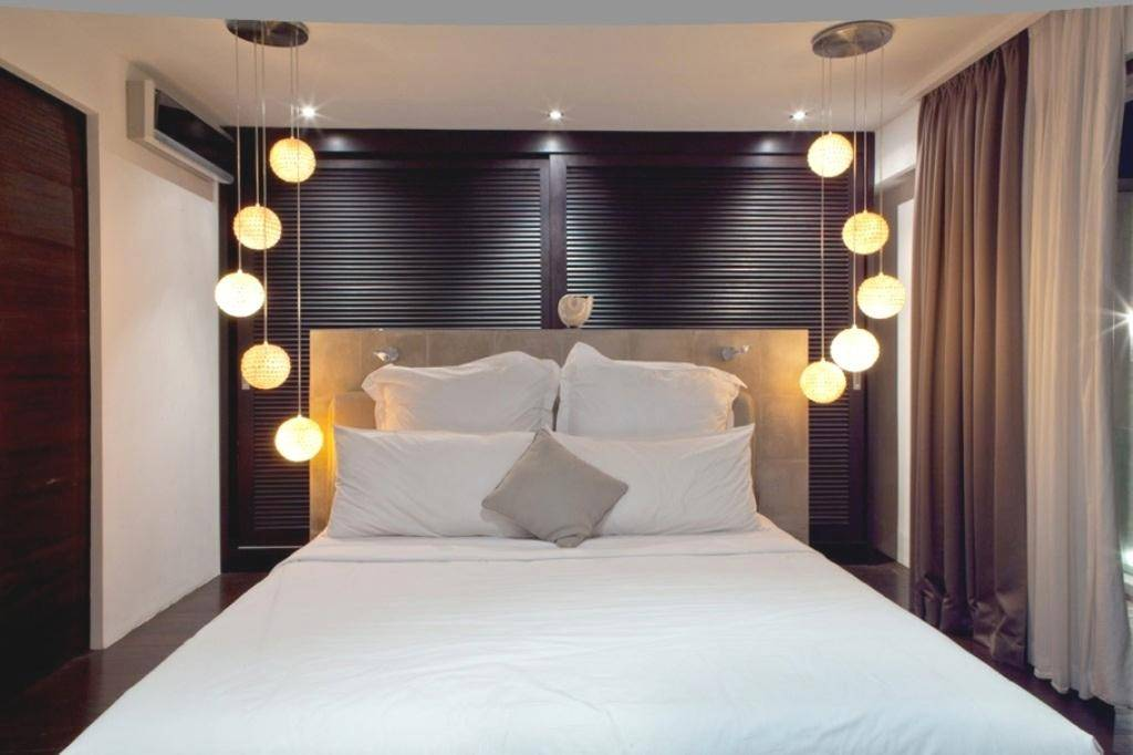 Школа светодизайна: как организовать освещение в спальне