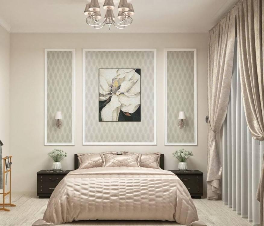 Дизайн спальни 2019 (85 фото) - современные идеи интерьеров, тренды в оформлении и отделке
