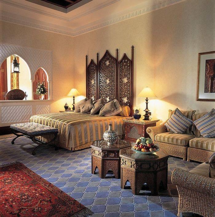 Марокканский интерьер - 75 фото оригинальных идей дизайна