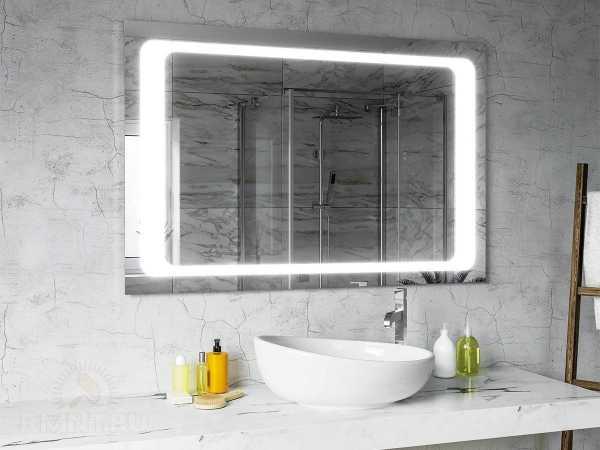 Тонкости выбора зеркала с подогревом в ванную комнату