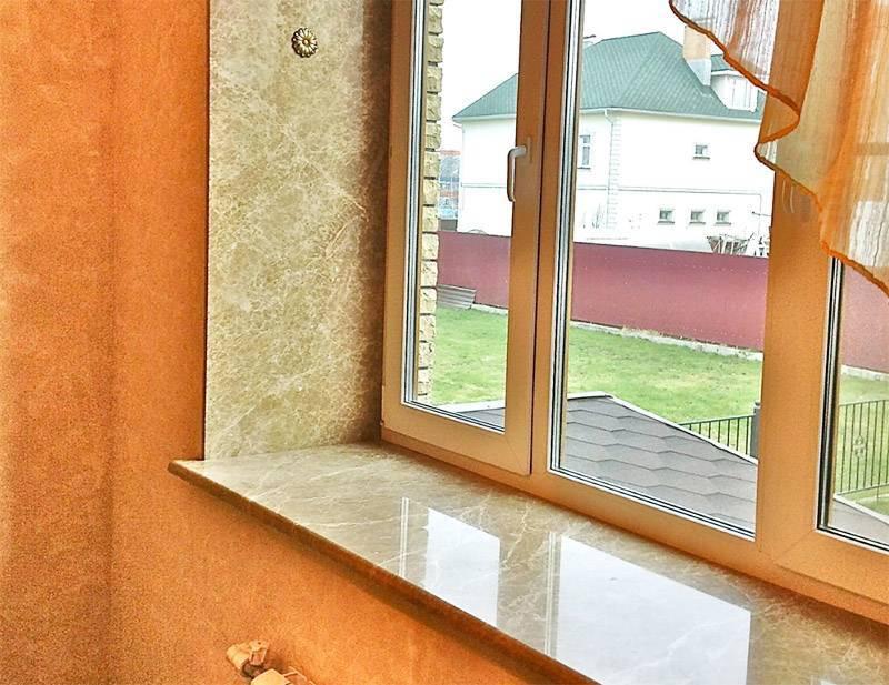 Рекомендации по отделке откосов окна внутри и снаружи: причины, преимущество, материалы, инструменты, инструкция, фото