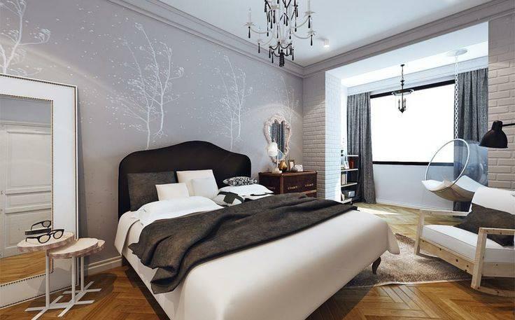 Спальня в стиле модерн: особенности и характерные черты