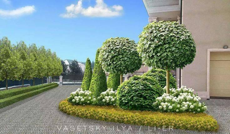 Ландшафтный дизайн участка: правила планировки, зонирования, идеи для выбора стиля и элементов композиции, фото