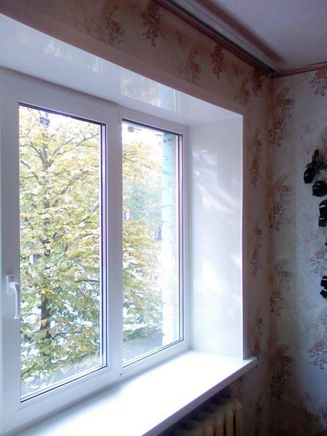 Внутренние откосы на окна (54 фото): отделка пластиковых оконных конструкций внутри, как сделать своими руками