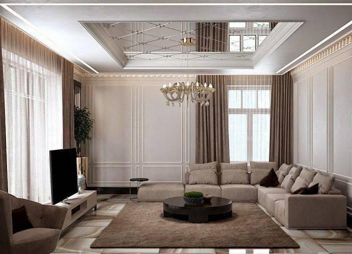 Потолки в зале (89 фото): варианты дизайна двухуровневых и одноуровневых потолков для гостиной, красивые идеи оформления с фотопечатью, фигуры