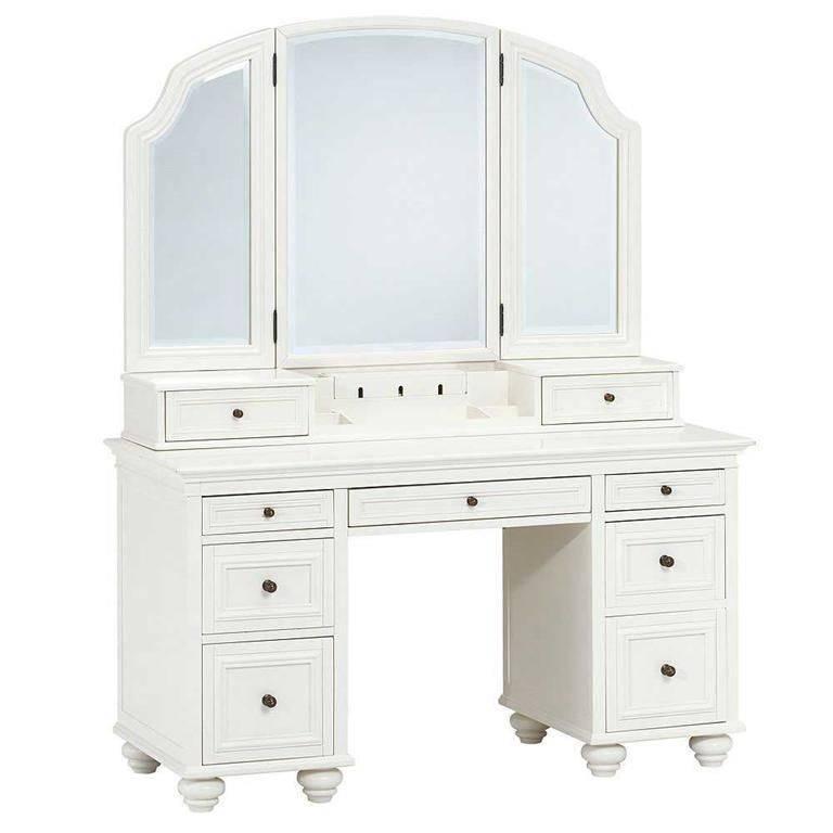 Трюмо (67 фото): что это такое, конструкция с зеркалом, красивая  угловая мебель, белый комод с подсветкой, варианты своими руками