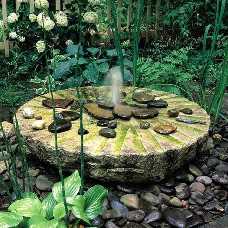 Строим сами: дачные фонтаны - 82 фото примера