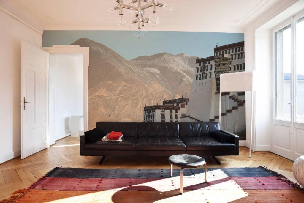 Какие бывают фотообои на стену: делаем правильный выбор