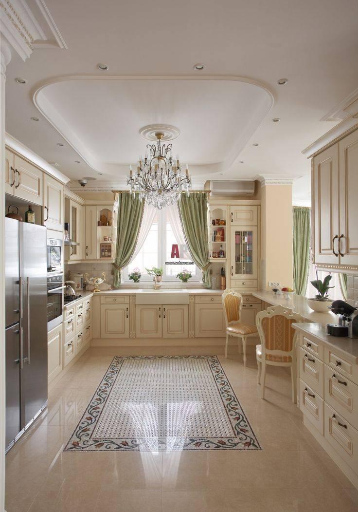 Какие бывают стили кухни: фото, описание и особенности