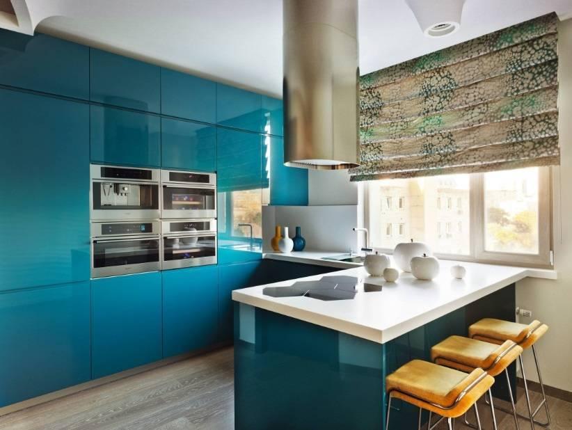 Дизайн кухни 2018 (50 модных интерьеров) — тренды и новинки