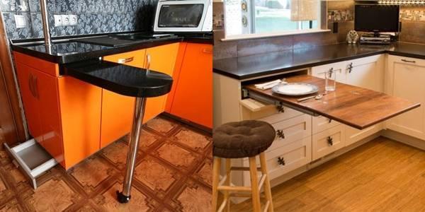 Дизайн кухни с барной стойкой: (220+ фото) эффектных интерьеров