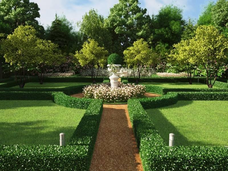Лучшие идеи для ландшафтного дизайна участка: подбор растений и секреты оформления