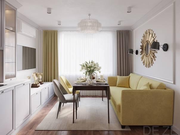 Дизайн кухни-гостиной площадью 15 кв.м (53 фото) - стильный и современный дизайн интерьера для вас