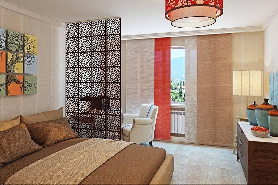 Двухсторонние шторы: 50 идей необычного дизайна помещения