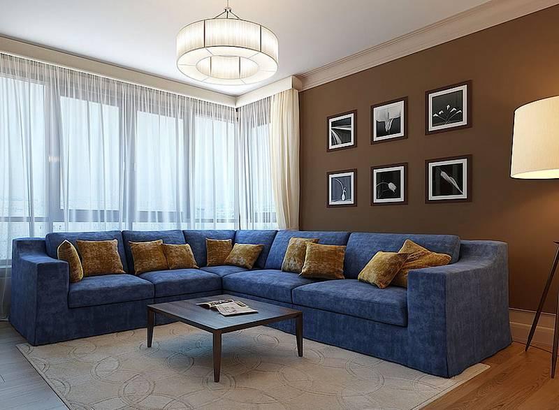 Как выбрать хороший угловой диван для гостиной. фото, критерии