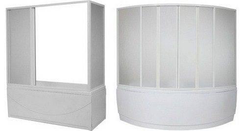 Раздвижные шторы для ванной – лучший способ спрятать ванную красиво + 80 фото