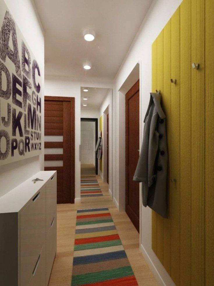 Прихожая для узкого коридора (91 фото): дизайн мебели в длинную прихожую, идеи ремонта в квартире «хрущевке», модульные варианты с зеркалом