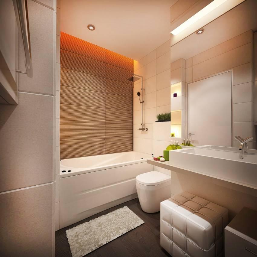 Дизайн ванной комнаты с туалетом - идеи совмещённых вариантов интерьера и обзор лучших проектов (135 фото)