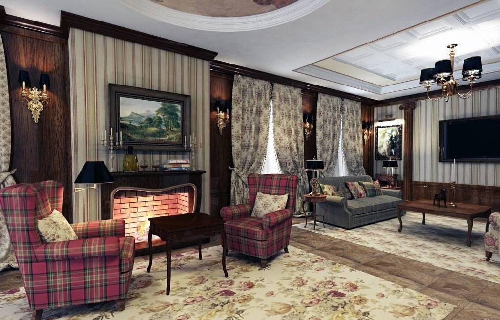 Квартира в английском стиле — ключевые штрихи интерьера. адаптируем под себя (гостиная, спальня, кухня, ванная)
