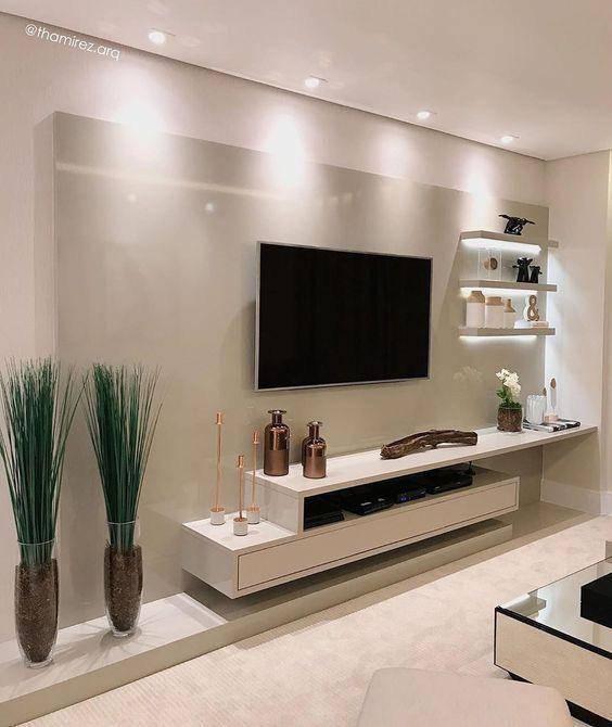 Выбор стенки под телевизор в гостиную