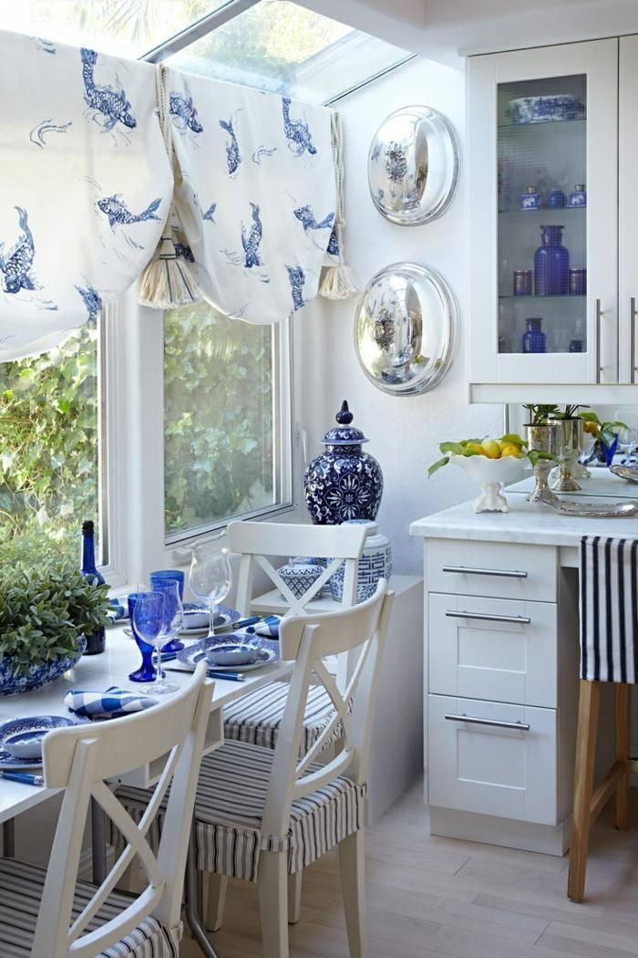 Особая атмосфера и комфорт – окна для кухни в современном стиле