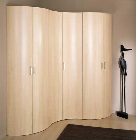 Угловой шкаф в спальню: 100 фото идей в интерьере, виды, дизайн