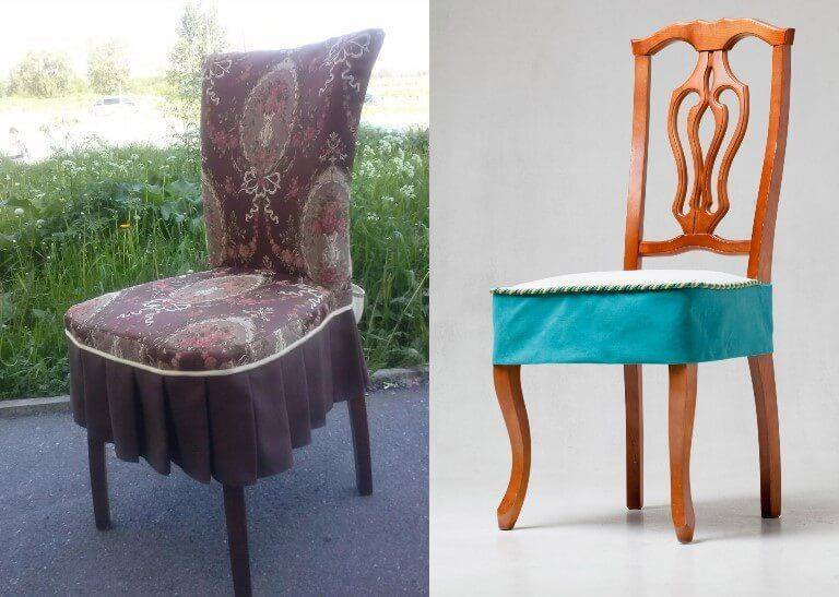 ᐉ как украсить стулья своими руками к празднику или при обновлении интерьера. декор старых стульев: несколько простых способов оформления (22 фото) ✅ igrad.su