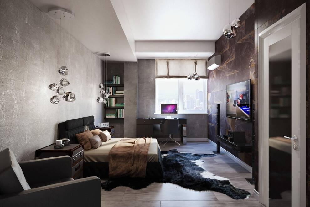 Холостяцкая квартира: достойный дом для настоящего мужчины