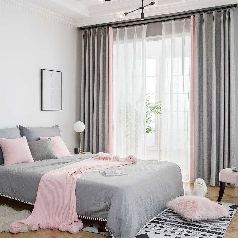 Розовая спальня: 100 ярких идей дизайна и вариантов сочетаний