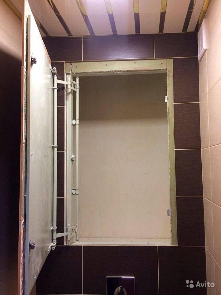 Как выбрать красивый и функциональный сантехнический шкаф в туалет (10 фото)
