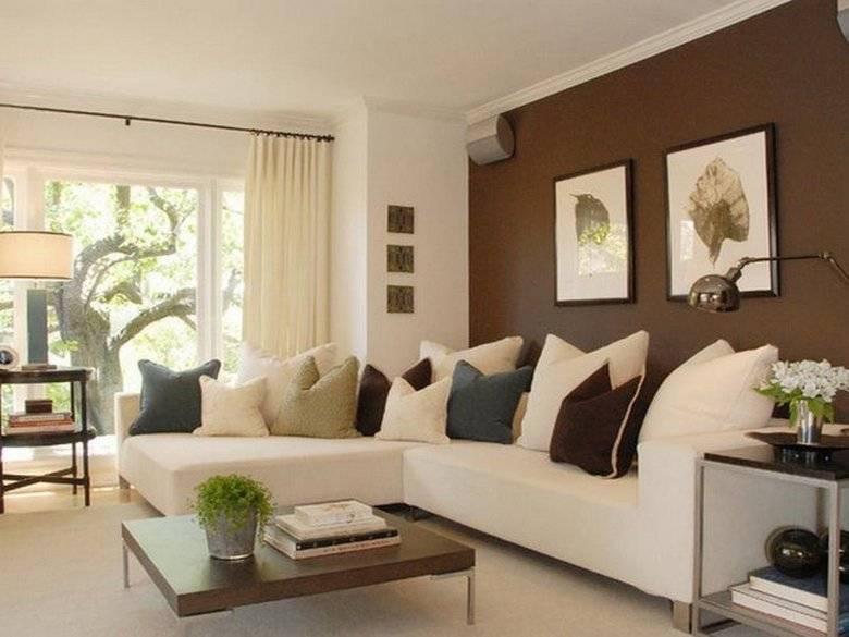 Покраска стен в гостиной: какой цвет больше подойдет при дизайне интерьера, а также фото лучших идей и стилей