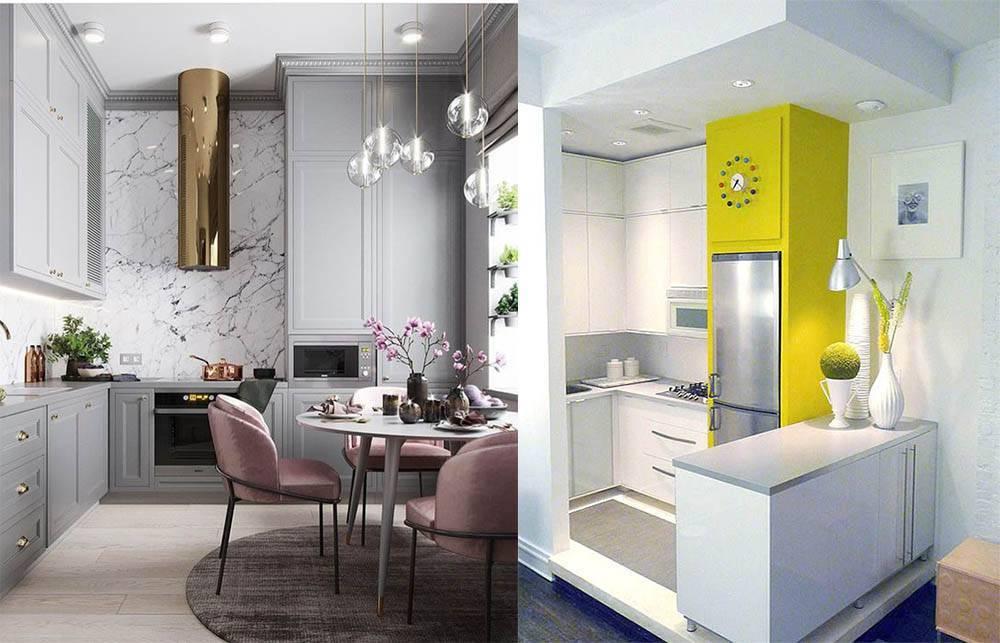 Современная маленькая кухня 2018: 100+ лучших идей дизайна