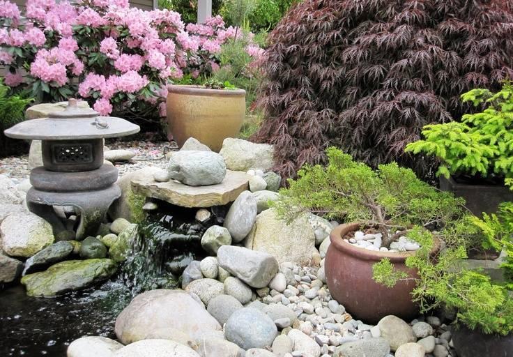 15 идей для создания сада в японском стиле