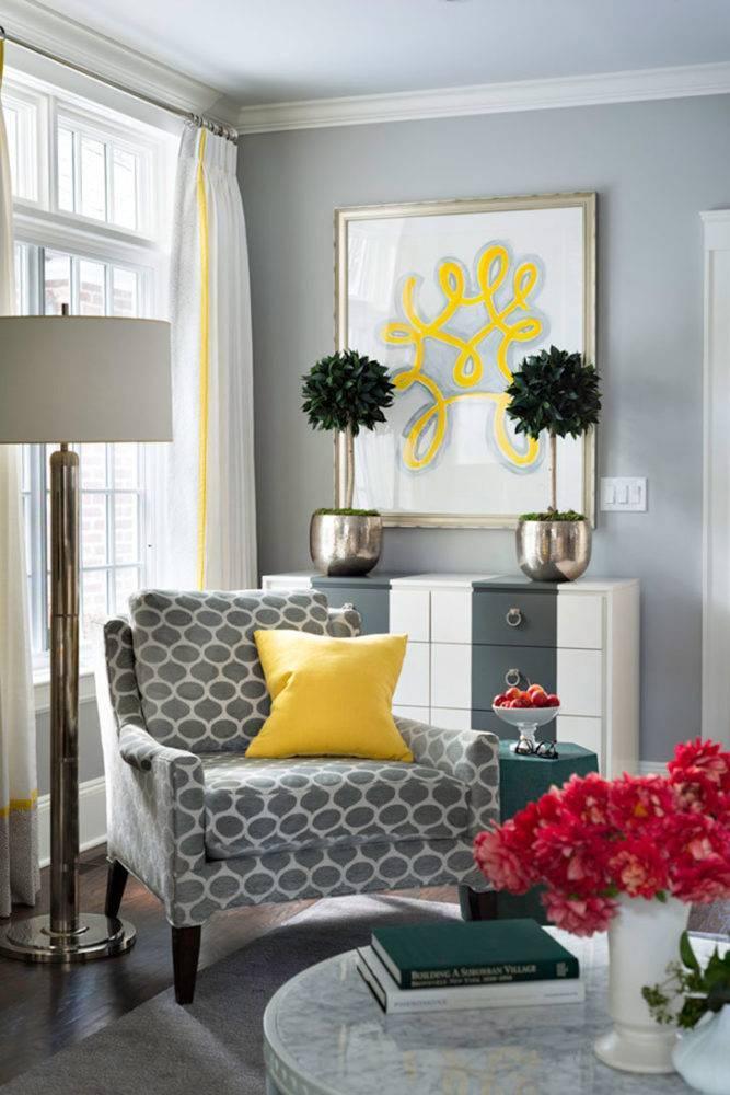 Серый цвет в дизайне интерьера, варианты сочетаний, фото – rehouz