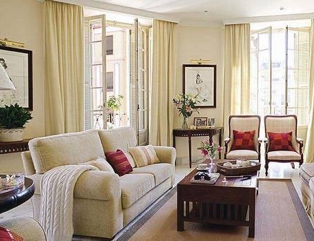 Сочетание цветов в интерьере гостиной – примеры модных тенденций на фото