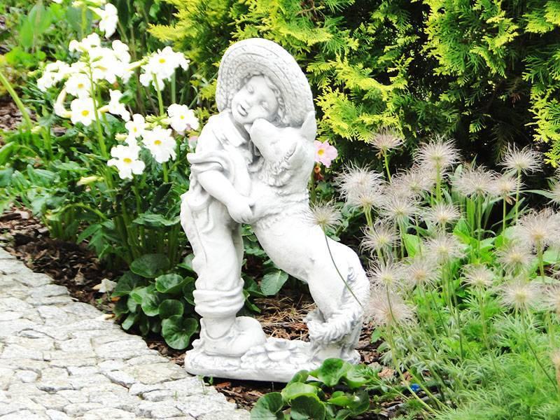 Садовые скульптуры: лучшие оригинальные идеи украшения из гипса и цемента