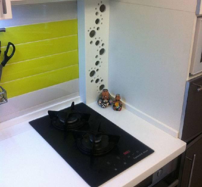 Как спрятать газовую трубу: как замаскировать, украсить, декорировать трубу на кухне