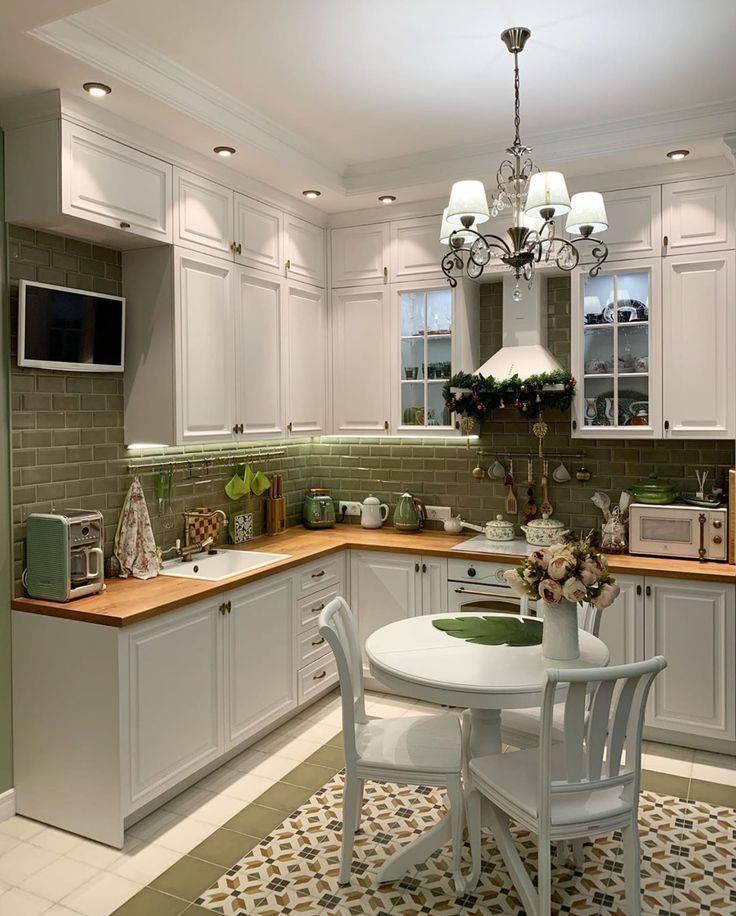 50 современных идей и новинок для угловой кухни