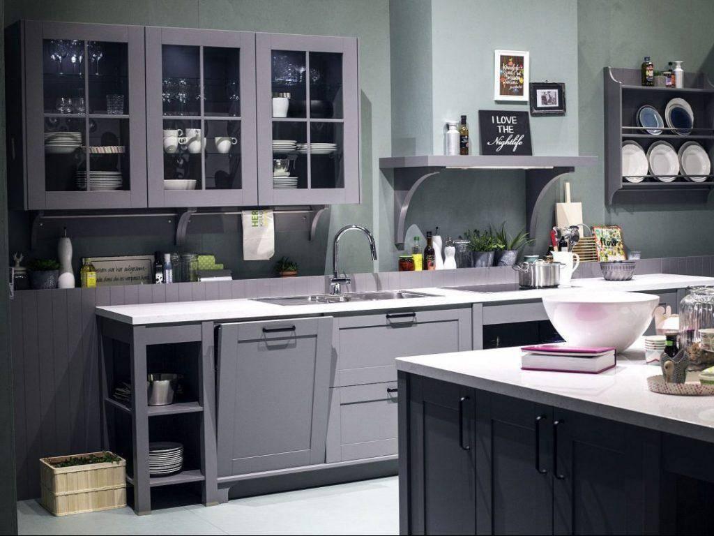 Цвет в интерьере кухни – 9 принципов сочетания и 100 фото