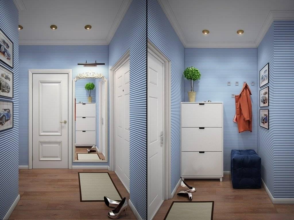 Дизайн маленькой прихожей— 45 фото всовременном оформлении