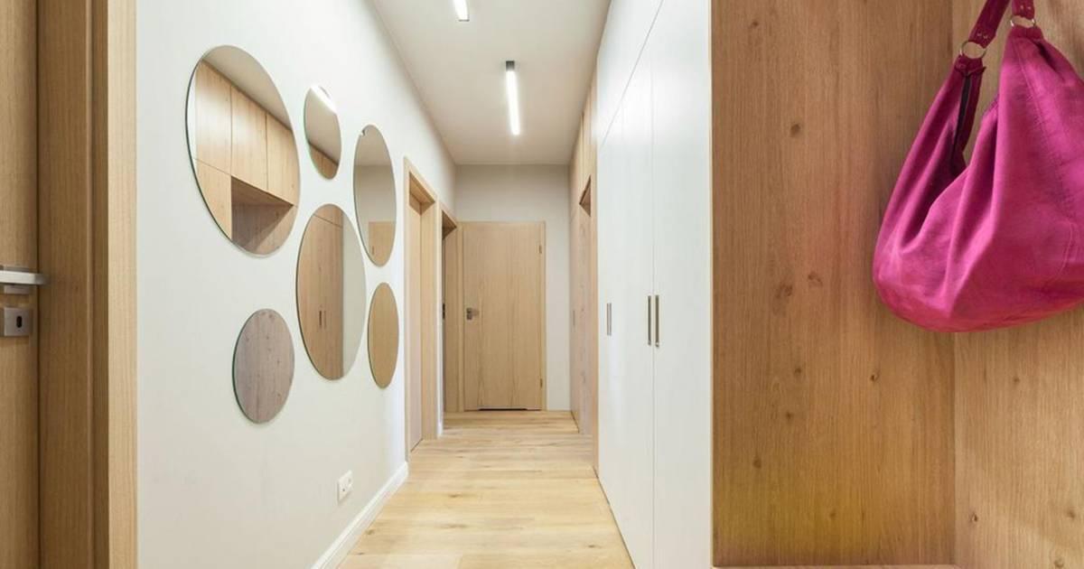 Современное видение интерьера коридора