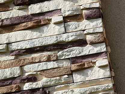 Внутренняя отделка под камень. топ-6 видов + 215 фото