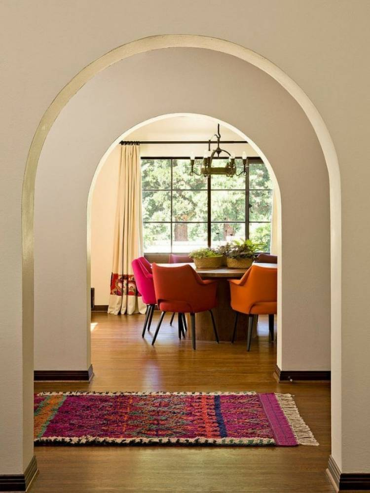 Декоративные арки в интерьере