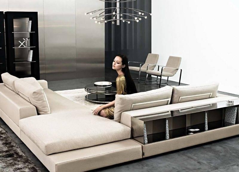 Угловые диваны: самые эргономичные и стильные решения 2019 года. советы по выбору мягкой мебели (120 фото)