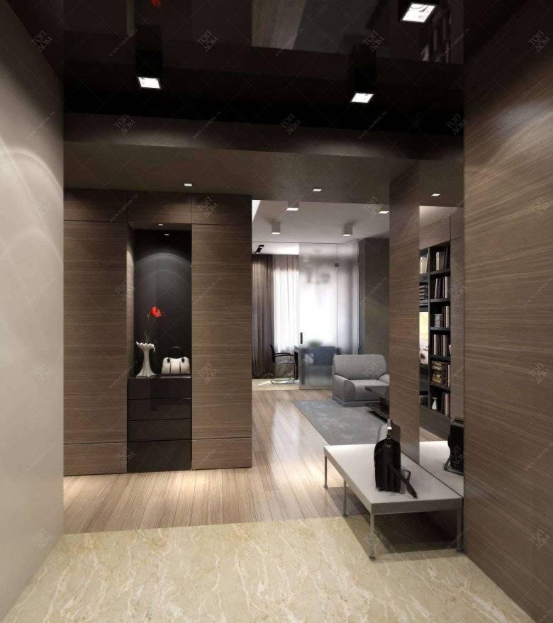 Мебель в стиле хай тек, какая бывает и из каких материалов лучше