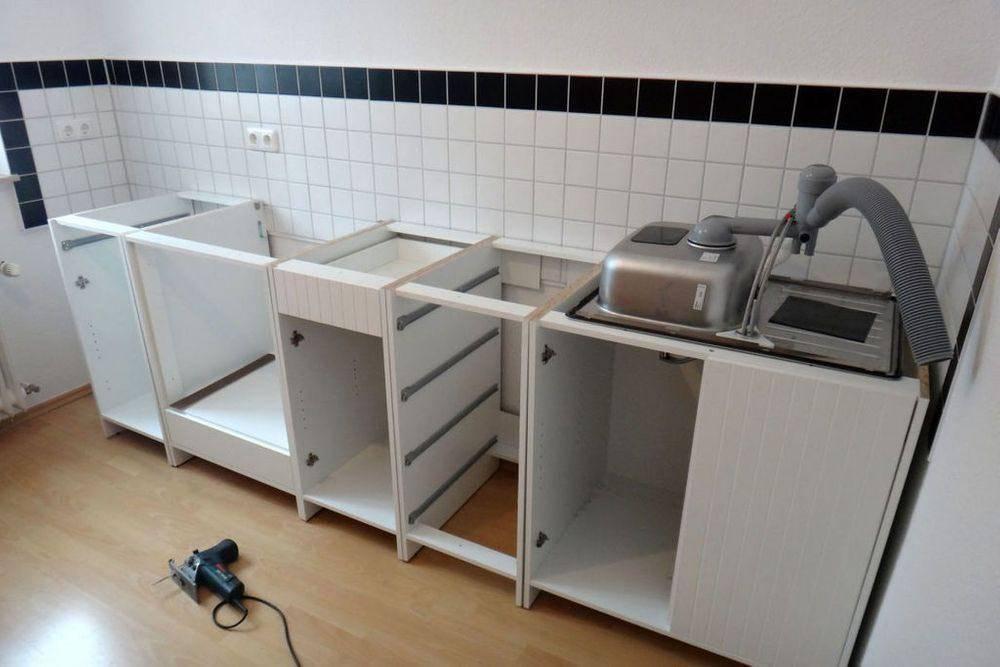 Изготовление кухонного гарнитура своими руками