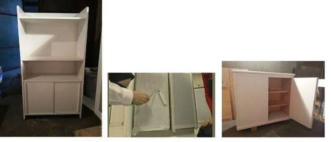 Как и чем перекрасить мебель самостоятельно
