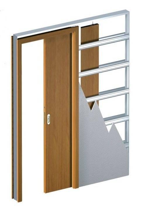 Как установить дверь-купе своими руками — пошаговая инструкция, схемы монтажа и чертежи