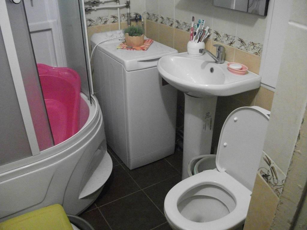 Современный дизайн интерьера в туалете в хрущевке: идеи ремонта, выбор цвета и сантехники